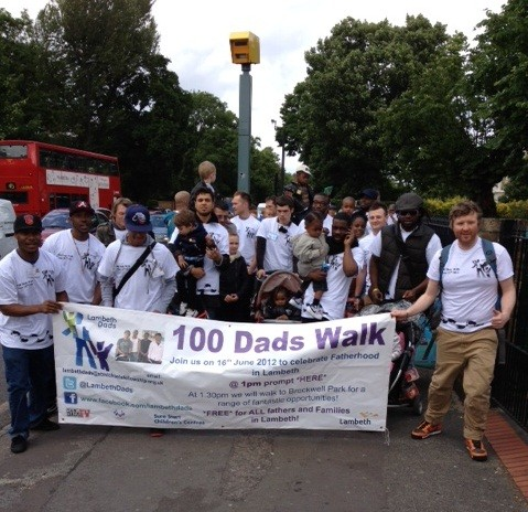 Lambeth Dads in Motion
