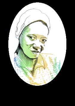 Carolina Maria de Jesus, Writer, Brazil 1914-1977